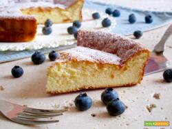 Cheesecake Giapponese 3 Ingredienti