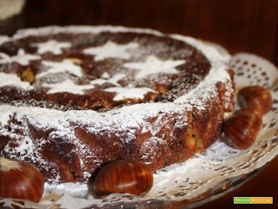 Torta di Mele e Castagne (Glutenfree)