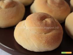 Pan girelle con lievito madre
