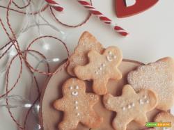 Gingerbread-biscotti alla vaniglia