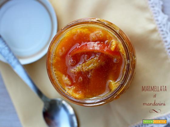 Marmellata di clementine con metodo Ferber