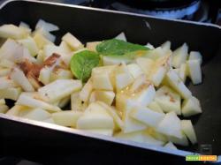 Biscotti Cuor di mele con farina di farro integrale