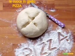 La mia pizza, impasto base