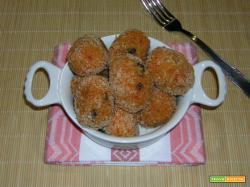 Suppli di riso al forno
