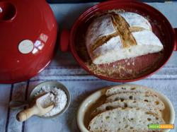 Il pane fatto in casa con Emile Henry