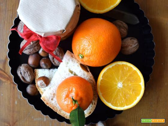 Marmellata di arance speziata: primo post dell'anno