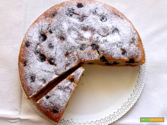 Il tempo delle more... e una torta per ricominciare