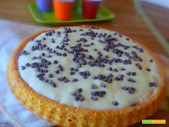 Crostata morbida e lemon curd