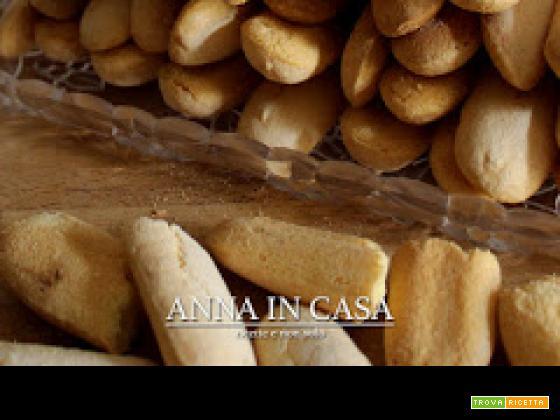 Savoiardi senza glutine di L. Montersino