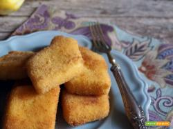 Sweet friday: Semolini dolci al limone