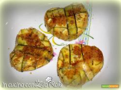 Cuoricini di zucchine con morbido ripieno