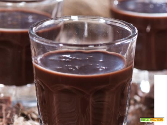 Liquore Cioccolato e Arancia