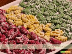 gnocchi colorati