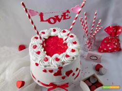Una torta per San Valentino