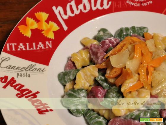 gnocchi gorgonzola e pera