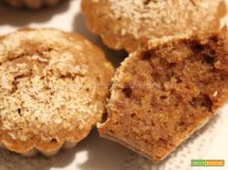 Mini muffin di pandoro con yogurt e ciobar ricetta di riciclo