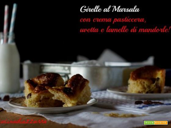 GIRELLE AL MARSALA : IL PURO PIACERE DI FAR COLAZIONE IN CASA!!!