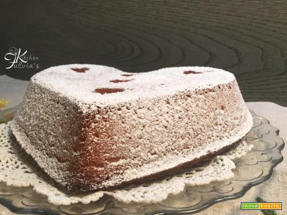 Crostata morbida con crema al cioccolato