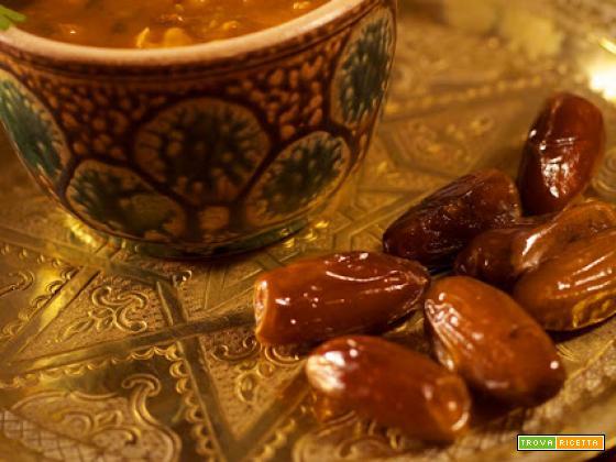 Harira, la zuppa Marocchina tradizionale del Ramadam