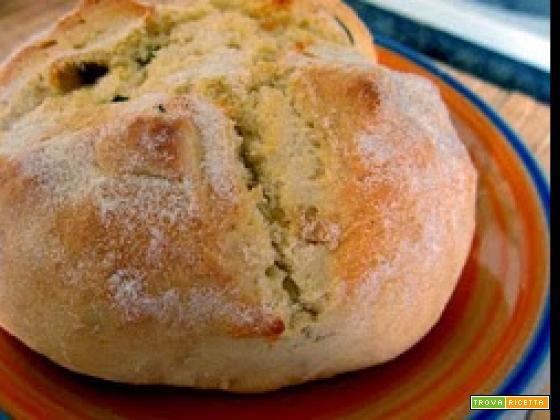Agnello in crosta di pane