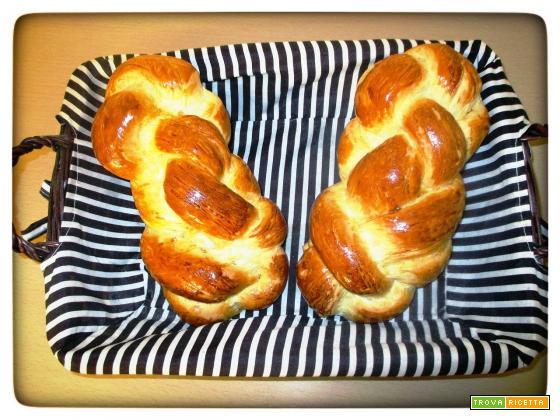 Pane dolce Pasquale e la Festa a tavola