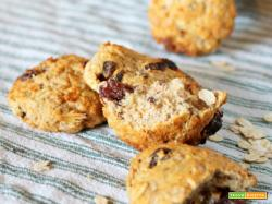 Healthy Muesli Cookies (Biscotti al Muesli)