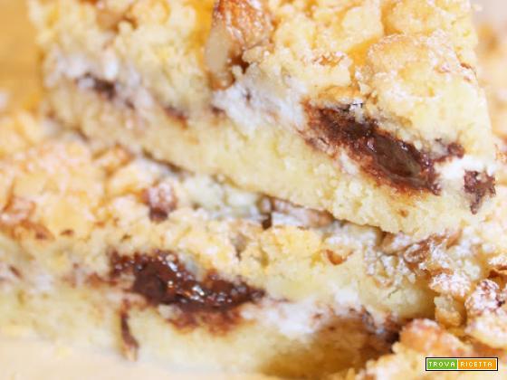 Torta Sbriciolona... e primo Anno di Blog!!!