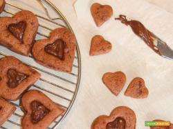 Cuori al Cioccolate per S. Valentino
