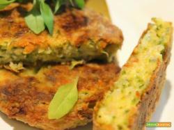Mini Burger di Ricotta e Zucchini