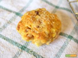 Biscotti Morbidosi Mela e Carota (Vegan)