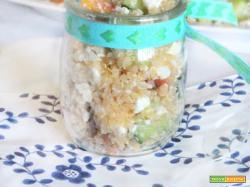 Tempo di finger food e Quinoa dai Sapori Estivi