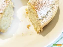 Torta Vegana Pere (frullate) e Noci