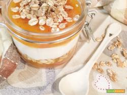 Colazione golosa con Cachi e Yogurt. Senza Grassi nè Zuccheri!