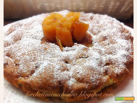 Torta soffice di Pere (o di mele)