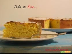 TORTA DI RISO…