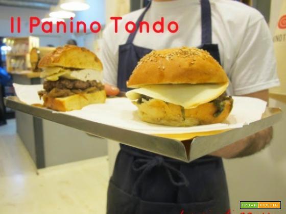 IL PANINO TONDO, #FUORITASTE, CON IL CANTUCCIO DEI F.LLI LUNARDI