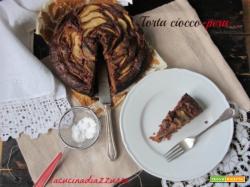 TORTA CIOCCO-PERA….