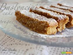 Bastoncini Cake alle prugne e cocco