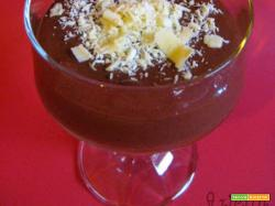 Mousse au chocolat (senza panna)