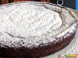 Il dolce al cioccolato fondente di Nathalie. Trish Deseine...con sorpresa!