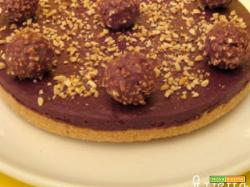Cheesecake ai Ferrero Rocher