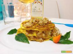 Lasagnetta di pesce e cozze
