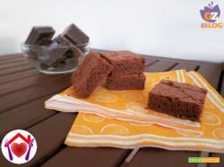 Brownies al cioccolato fondente