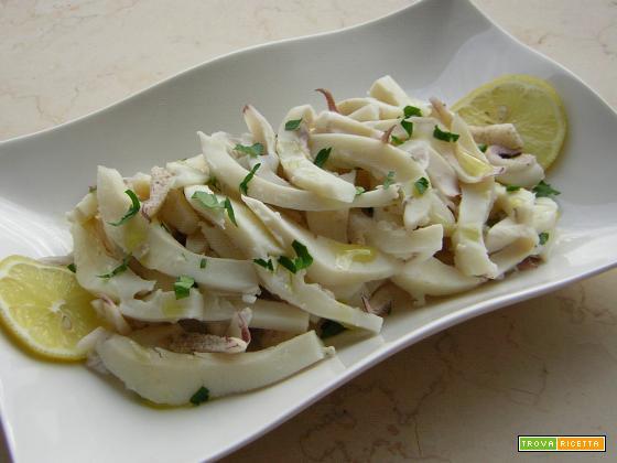 Seppia in insalata