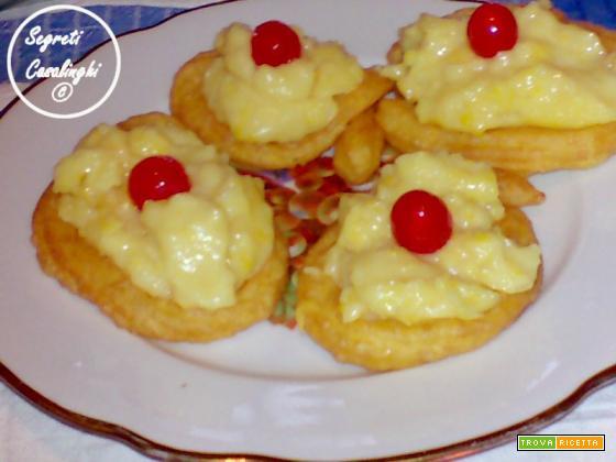 zeppole san giuseppe, ricetta zeppole s.giuseppe fritte
