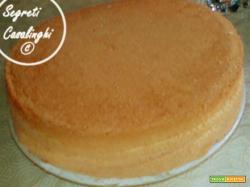 pan spagna microonde, ricetta pan di spagna microonde