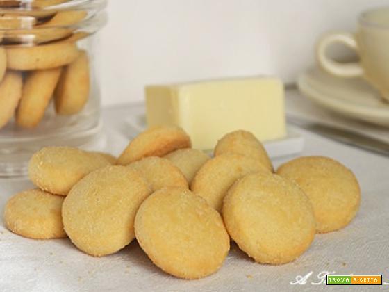 Shortbread - Biscotti burrosi inglesi