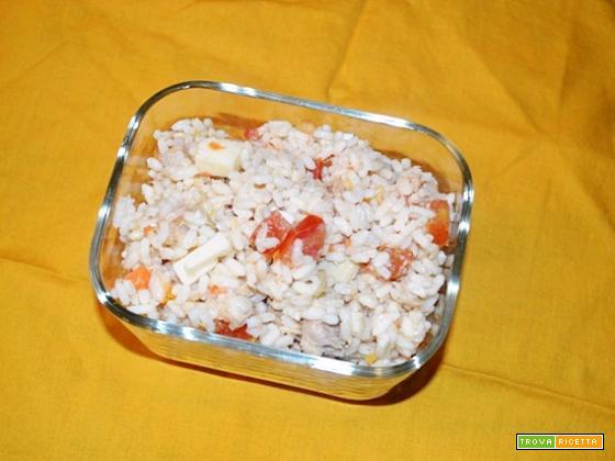 Insalata di riso fantasia