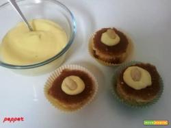 Tortine con crema di limoncello