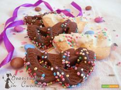 Biscotti di Carnevale: le maschere